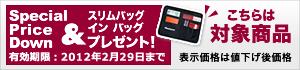 【年末年始】セントリーセキュリティ保管庫値下げ&スリムバッグプレゼント!