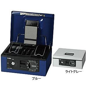 カール事務器 キャッシュボックス<ダイヤル> CB-8560