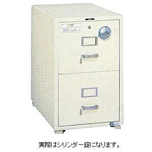 KUMAHIRA(クマヒラ) セイフファイル<シリンダー錠> FA4-2Se