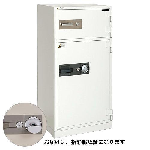 SAGAWA(サガワ) 投入金庫<指静脈認証> PC120NV
