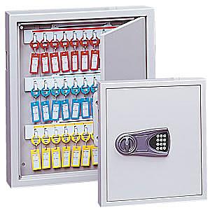 TANNER 鍵保管庫 キーボックス<40個掛> STD-40