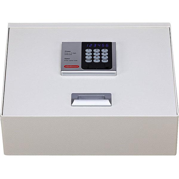 ディプロマット 貴重品保管庫(ホテルセーフ)<テンキー>上開式 H125C