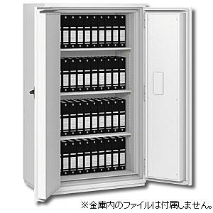 エーコー 耐火金庫<ダイヤル> NCW-303G